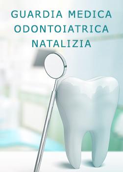 Guardia Medica Odontoiatrica Natalizia 2019 – 2020