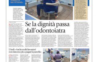 Articolo Avvenire Bologna del 23 Giugno