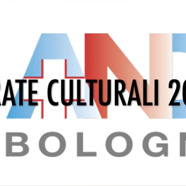 Programma culturale ANDI Bologna 2021